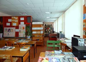 Ясенковская библиотека