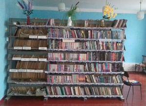 Южанская сельская библиотека