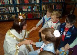 Библиотека-филиал № 7 г. Буденновск