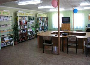 Мордвиновская библиотека-филиал № 8