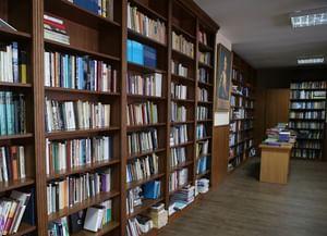 Библиотека № 33 г. Воронеж