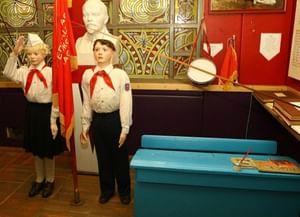 Народный краеведческий музей с. Репьевка