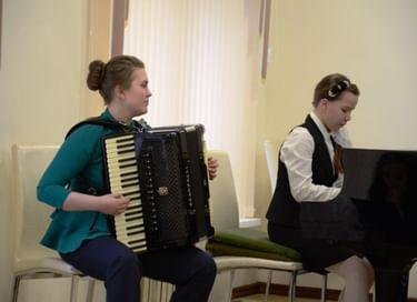 Концерт учащихся сектора педагогической практики