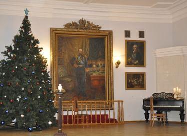 Экскурсия «Новогоднее путешествие с Дедом Морозом и Снегурочкой»