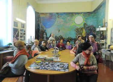 Встреча клуба путешественников «Пути-дороги»