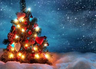 Праздничная программа «Новогодние забавы»