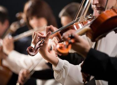 Концерт симфонического оркестра Магнитогорской консерватории