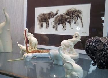 Выставка «Родина слонов»