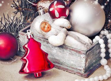 Выставка «Новогодние и рождественские традиции в русской литературе»