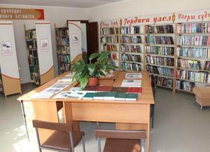 Половинская библиотека-филиал № 12