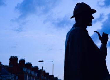 Мюзикл «Шерлок Холмс и пляшущие человечки»