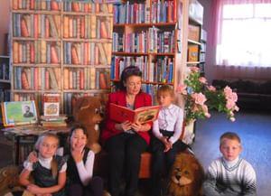 Хомутининская библиотека-филиал № 14