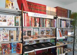 Михиревская библиотека-филиал № 6