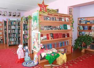 Красносельская библиотека-филиал № 4