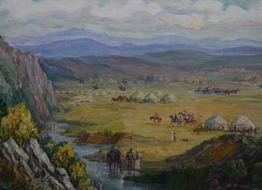 Выставка «Теплые традиции Актюбинской земли»