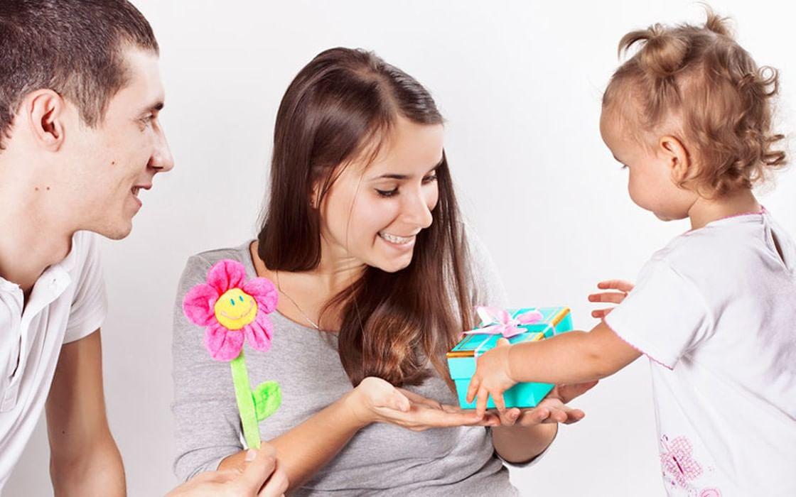 Открытки детям от мамы и папы, день российского