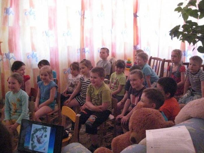 Беседа «Богатыри земли русской»