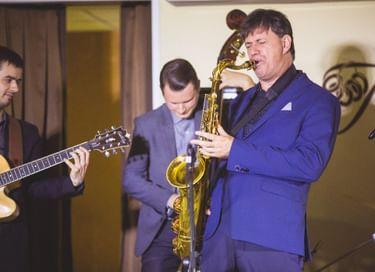 Концерт джазовой музыки Erez Barnoy Quartet
