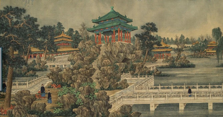 древний китай культура с картинками про