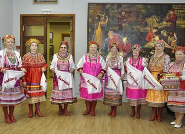 Юбилейная выставка «Союзу художников Мордовии 80 лет»