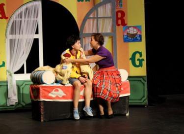 Спектакль «Малыш и Карлсон»
