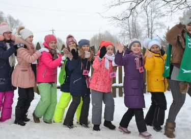 Праздник «Новогоднее гулянье в Мелихове»