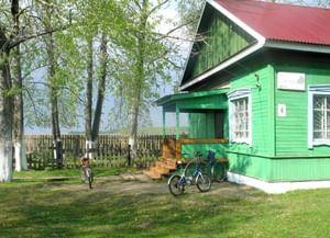 Библиотека-музей «Омулевый Байкал»