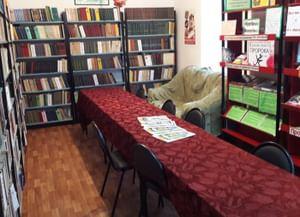 Надтеречная детская библиотека