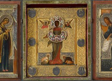 Выставка «Сохраненные святыни Москвы ушедшей»