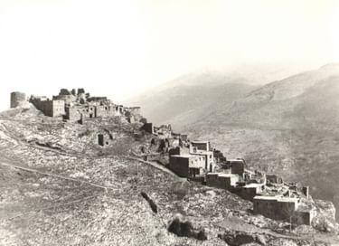 Выставка «Старые аулы Дагестана»