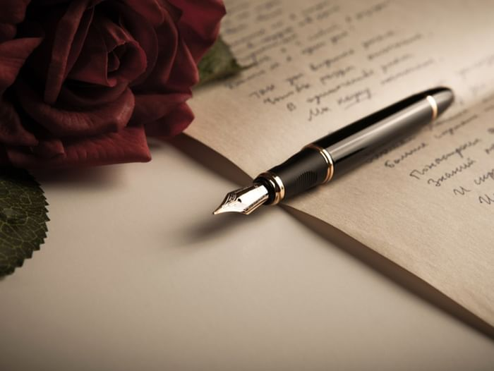Встреча «Поэтическая тетрадь»