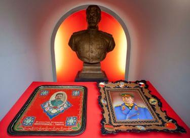 Выставка «Вдохновение в красных тонах. Искусство, рожденное революцией»