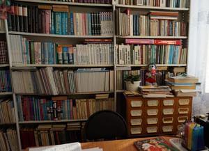 Отдел библиотечного обслуживания № 8 д. Новогорное