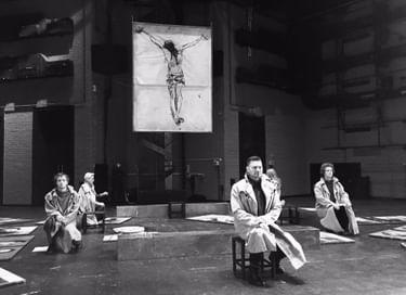 Спектакль «Мандельштам»
