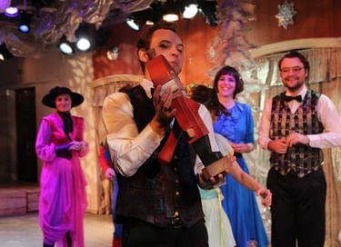 Спектакль «Волшебный кракатук»