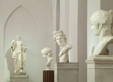 Лекция «Скульптура XX−XXI веков: распад формы и новая выразительность»