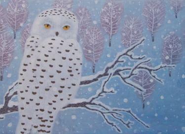 Выставки «Зимние объятия»