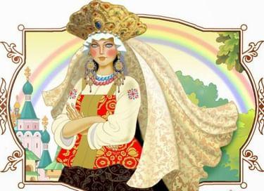 Встреча «Уральские самоцветы, или Как Таюшка Новый год искала»