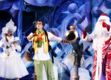 Театрализованное представление «Здравствуй, праздник новогодний...»