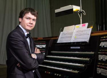 Концерт «Вечер органной музыки. Владимир Королевский»