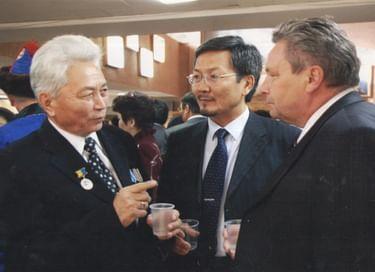 Встреча памяти Цыренжаб Соктоева
