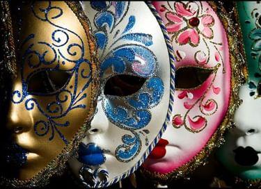 Мастер-класс «День карнавальных чудес»