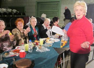 Тематическая программа в женском клубе «Леди»