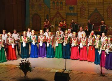 Концерт «Русский сувенир»