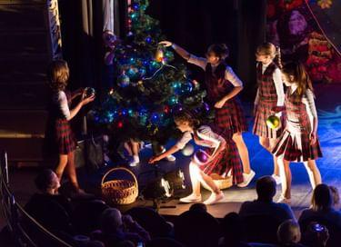 VII Московский фестиваль классической музыки Christmas Fest