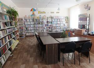 Увельская библиотека-филиал № 20