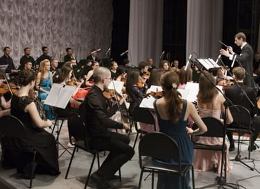 Концерт «От Шуберта до саксофона»