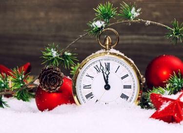 Новогоднее представление «Книга подарков Деда Мороза»
