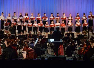 Гала-концерт «Сказки Венского леса»