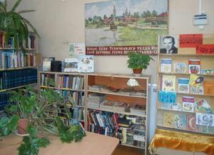 Новосельская сельская библиотека